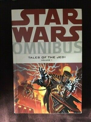 star wars omnibus tales of the jedi Part 1