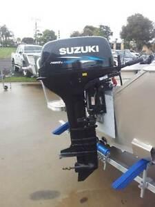 Suzuki 30 Hp 2 Stroke Electric Start Lonsdale Morphett Vale Area Preview