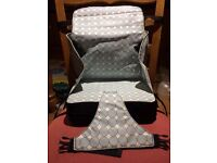 Travel feeding seat - baby / toddler