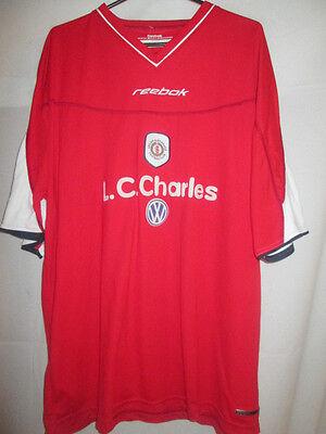 Crewe Alexandra 2002-2003 Home Football Shirt Size XL /20147 image