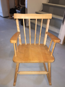 St. Ferdinand Child Rocking Chair