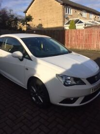 Seat Ibiza 1.2 TSI I-TECH SportCoupe 3dr, 1 Female Owner, FSH, 12 Months MOT, £30 a Year Road Tax