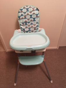 High Chair with removable seat