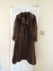 Manteaux de fourrure / Fur coats
