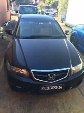 2005 Honda Accord Sedan Strathfield Strathfield Area Preview