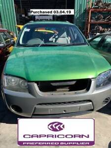 Wrecking 2004 Ford Territory 3157 Rockingham Rockingham Area Preview