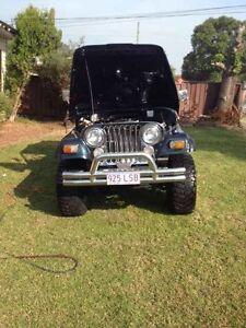 Cj7 Jeep Custom 4x4 PRICE DROP!! Swaps Richmond Hawkesbury Area Preview