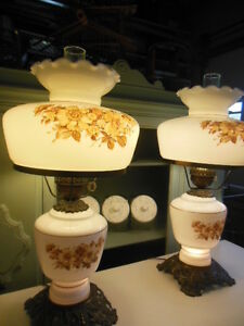 vintage hurricane lamps London Ontario image 2