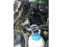 VW Bora 1.9 TDI Engine Code: ASZ Breaking For Parts (2005)