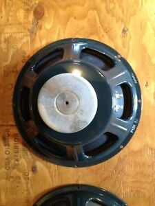 "SPEAKERS 12"" JENSEN, CELESTION, ALNICO, VINTAGE Peterborough Peterborough Area image 6"