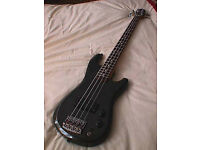 1983 Ibanez Roadstar II RB888 MIJ Bass ('bean' bass)