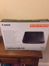 UNOPENDED brand new scanner - CanoScan LiDE 220