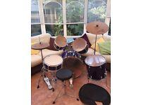 Yamaha Rydeen Drum Kit