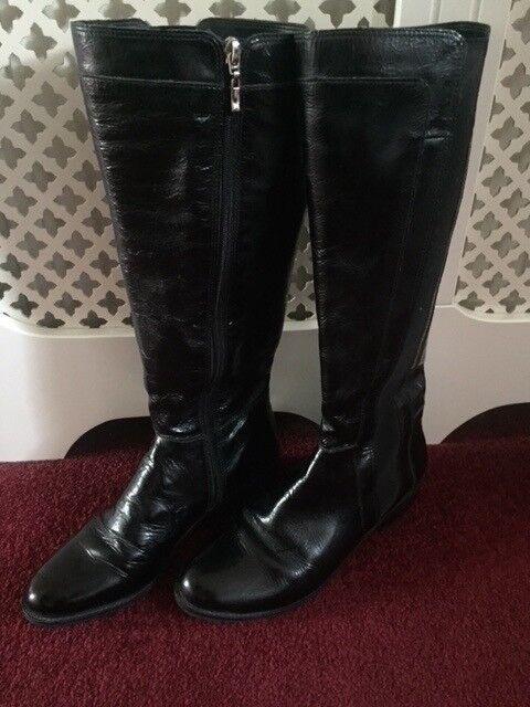 Dune Knee High Boots