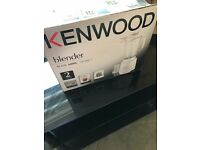 Food Blender still boxed- kenwood