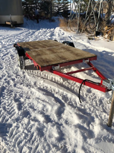 Brand New 4x8 ft Quad/Acreage Trailer