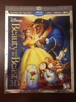 Beauty and the Beast 3D Blu-ray set