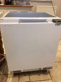 Kenwood KIL60W14 60cm White Integrated Fridge