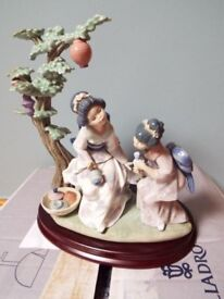 Lladro collection - Mostly oriental in theme