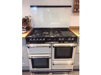 Cookmaster dual fuel range cooker FREE