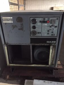 Atlas Copco Compressor - BEST OFFER TAKES IT! (used/works well)