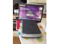 Epson Perfection 1660 Photo Scanner