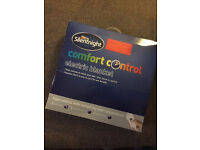 Silentnight Comfort Control Electric Blanket - Double (New)