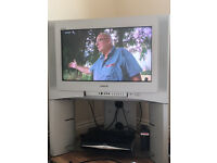 Sony trinitron 26 inch CRT flat screen TV
