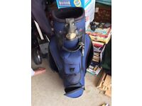 Ben Sharp golf bag