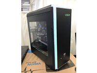 *CUSTOM* Gaming System - Intel i5 7400 - HUGE 8GB DDR4 - 4GB GTX 1050Ti - 1TB - 1 Year Warranty