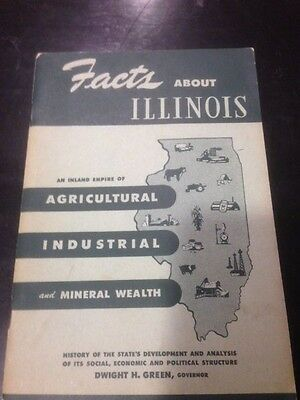Facts About Illinois  An Inland Of Agricultural Industrial And Mineral Wealth