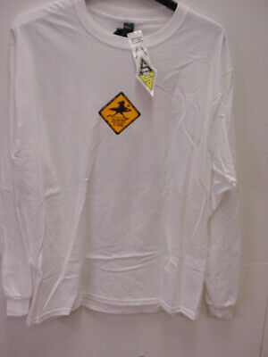 3edcaddf NORTH SHORE,HAWAII*SURF N SEA*SURFERS CROSSING*LONG SLEEVE SHIRT*MEN LG*NEW  W/TG