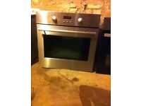 Moffat electric oven