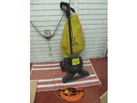 McCulloch 750w MAC VAC INDOOR/OUTDOOR Vacuum Mulcher