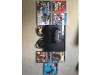 Selling PS3 in perfect state with games (upgraded to PS4 myself)