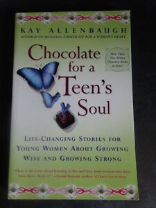 Chocolate for a Teen's Soul Kitchener / Waterloo Kitchener Area image 1