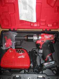 Milwaukee M12 Fuel Drill Kit - Brand New