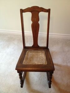 Antique Nursing Rocker Stratford Kitchener Area image 1