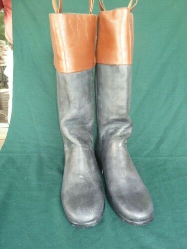 18th Century Cuff Top Boots size 10