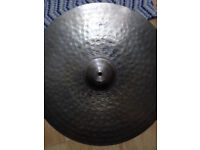 Zildjian K Constantinople High Bell ride 22 inch, thin. Rare. Offers accepted