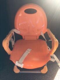 Chicco Pocket Snack Booster Seat - Mandarino