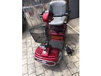 *Like new* SHOPRIDER DELUXE mobility scooter