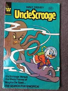 Walt Disney Uncle Scrooge #193 (1982) Naremburn Willoughby Area Preview