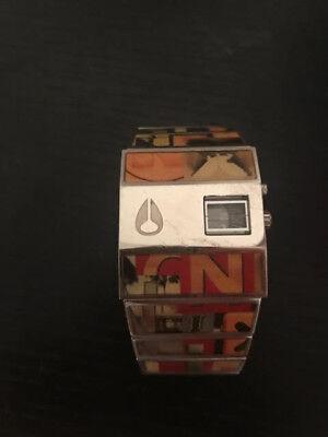 Nixon Rotolog Wrist Watch For Men