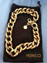 MIMCO NEBULA CHAIN CHOKER NECKLACE RRP $149 Redcliffe Redcliffe Area Preview