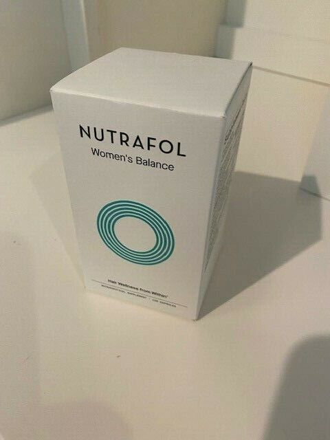 Nutrafol Women's Balance Hair Growth Supplement - 120 capsules