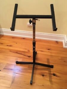 Mixer/Keyboard Stand