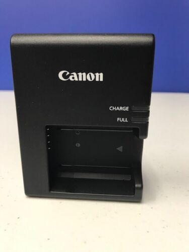 NEW CANON BATTERY CHARGER LC-E10, Fits REBEL T3/T5/T6/T7 LP-E10 BATTERY