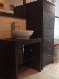 Vanity unit basin - Bargain- Selling due to refurbishment