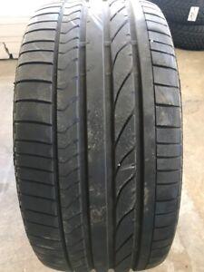 275/40R20, 106W Summer tire,Bridgestone Dueler H/P Sport Used